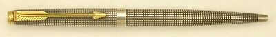 Parker 75 Sterling Silver Ballpoint Pen New In  Box Made In Usa