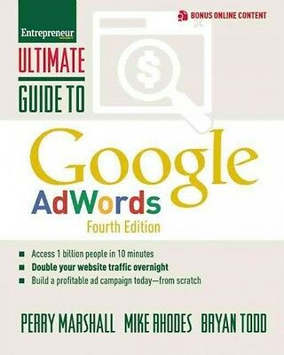 Ultimate Guide to Google Adwords, Perry Marshall