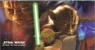 Star Wars Attack Of The Clones Widevision Complete 80 Card Base Set