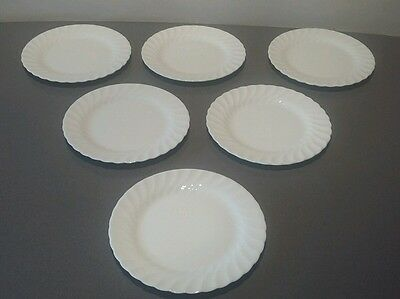Wedgwood Candlelight Tea/Side/ Bread & Butter Plate 6 3/4""