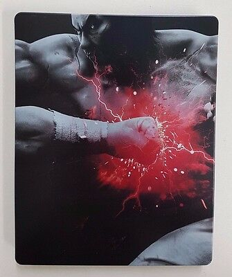 Tekken 7 - Steelbook And Soundtrack - NO GAME - NEW - Fast Dispatch