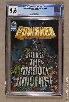Punisher Kills the Marvel Universe (1995 1st Printing) #1 CGC 9.6 0309257004