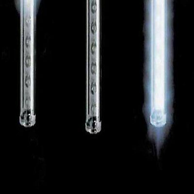 Kurt Adler 6'' Snowfall Indoor Set 5 pcs Christmas Decoration Lights LED Icicle