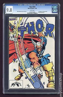 Thor (1962-1996 1st Series Journey Into Mystery) #337 CGC 9.8 1171016001