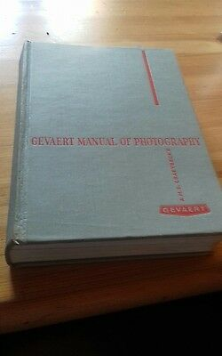 Gevaert Manual Of Photography 4th Edition Book