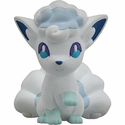 Takara Tomy Pocket Monster Pokemon Sun & Moon Moncolle EX Figure EMC-022 Lokon