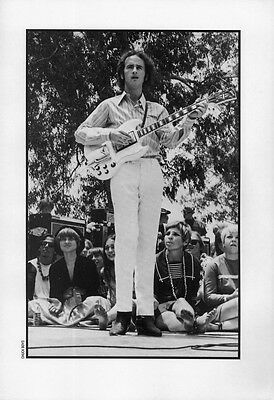 The Doors Poster Page . Robby Krieger . L9