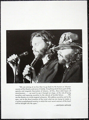 The Doors Poster Page . Jim Morrison . H47
