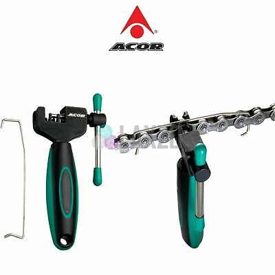 Acor New Chain Link Rivet Extractor Splitter Remover tool For Bike Bicycle