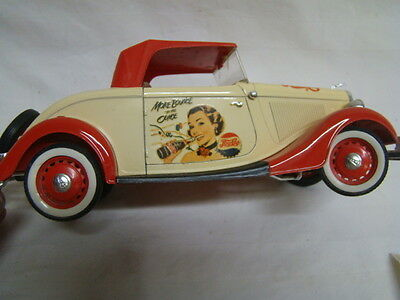Solido 1934 Ford V8 Pepsi-Cola More Bounce to the Ounce Diecast Made in France