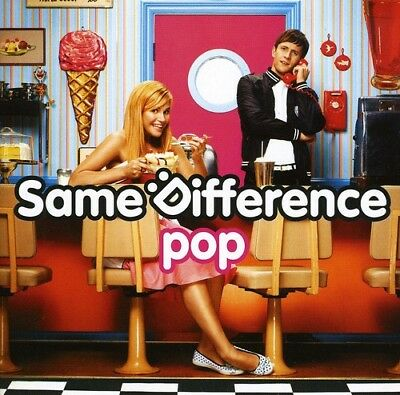The Same Difference - Pop [New CD]