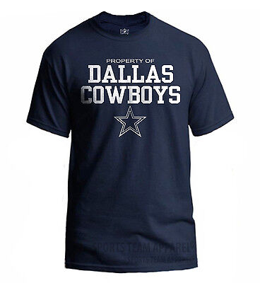 Dallas Cowboys Jersey T-Shirt Authentic