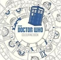 Doctor Who: The Colouring Book - UNKNOWN - 9780141367385 DHL-Versand