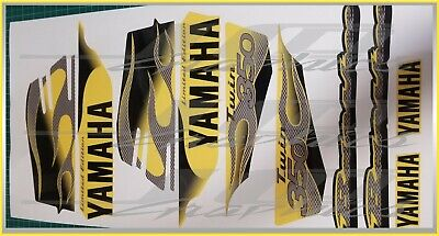 yamaha banshee full graphics decals kit 2003 ...