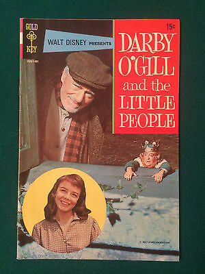 Walt Disney Presents Darby O'Gill and the Little People Comic Book
