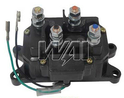 on warn vantage 4000 winch solenoid wiring diagram