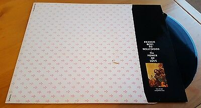 "Frankie goes to Hollywood - The Power of Love 12"" Vinyl single envelope sleeve"