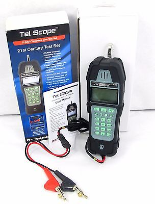 NEW T3 Innovation TLA300 Tel Scope Telco Telephone Line Analyzer/Test Set