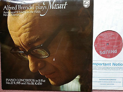 Philips Sal 6500 138 Stereo Beethoven Piano Sonatas 23 & 32 Alfred Brende