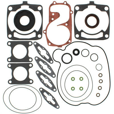 Complete Gasket Kit with Oil Seals For Polaris 600 PRO RMK 155 2012 - 2014 600cc
