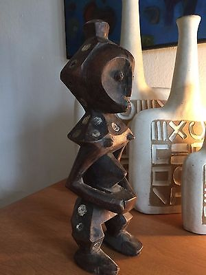 metoko antique vintage african tribal art statue figure before 1950