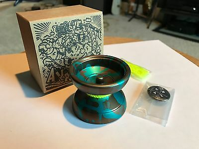 CLYW Avalanche Blue Thistle colorway. New!!!