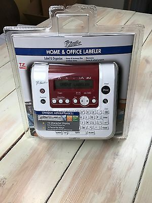 New Brother P-Touch Home Office Label Maker Pt-1280