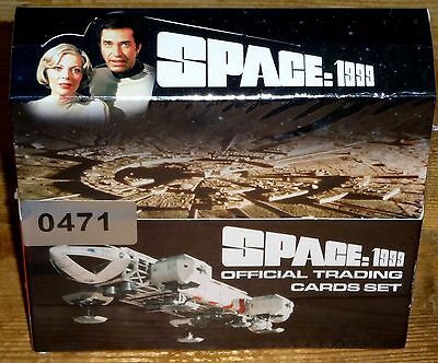 Gerry Andersons Space 1999 Kult UK TV - Ltd. Edition Box von Unstoppable 2016
