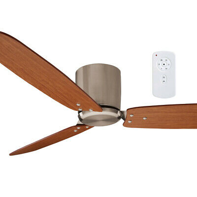 """NEW Mercator Lima DC 52"""" Ceiling Fan with Remote - FC460133"""