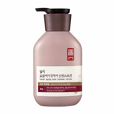 [illi] Total aging care intense lotion