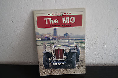 The MG F. Wilson McComb Shire Album 152