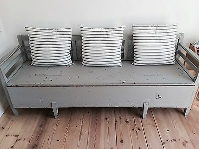 Antique Storage Bench