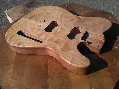 Telecaster Style Body - built to order