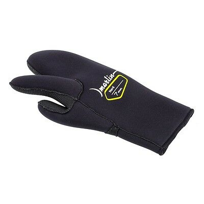 DIVING SPEARFISHING Gloves, three-toed Nord 7 mm