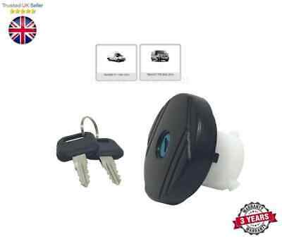 Locking Fuel Petrol Diesel Cap & Two Keys Ford Transit Mk6 Mk7 2000-2014