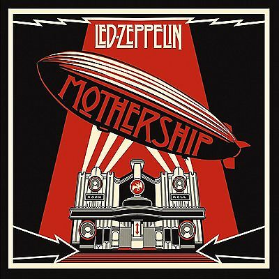 Led Zeppelin Mothership: The Very Best Of 2 Cd (Greatest Hits)