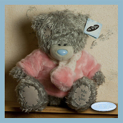 Peluche Ours Me To You / Gris Rose