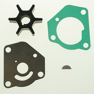 Water Pump Impeller Service Kit for Suzuki DT8C DT9.9C 17400-92D01 18-3255