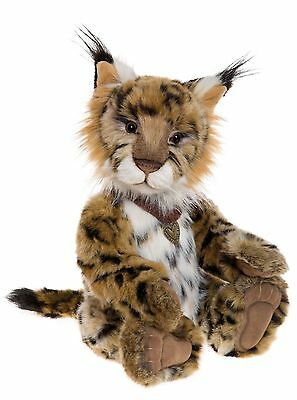 Charlie Bears Loki - Luchs -  Collection Isabelle