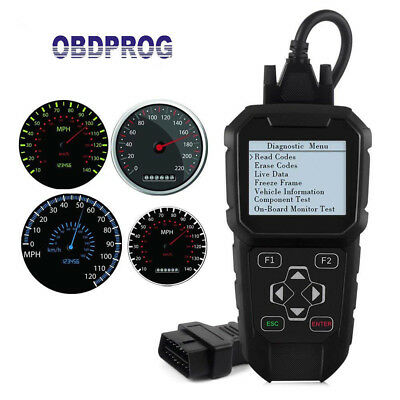 OBDPROG MT401 Special for Odometer Adjustment and OBDII Correction Tool