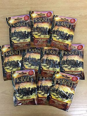 The Hobbit An Unexpected Journey Series 1 Blind Bag Contains 1 Random Figure x10