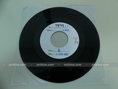 """GAELL femme fatale ~ French 45 tours SP 7"""" (Test pressing)"""