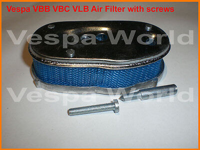 Vespa air filter classic scooter -  VBB VBA VNB VNA VLB VBC