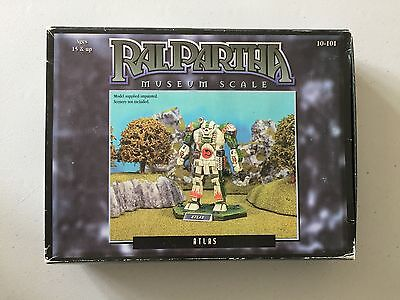 Ral Partha Battletech Mechwarrior Museum Scale Atlas Metal Miniature Boxed Set