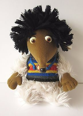 """Stepney Womble First Love The Wombles soft toy plush 10"""" 1998"""