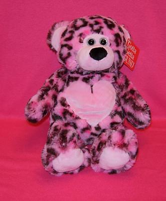Gund 4043925 ADORA New plush bear with Heart belly Great for Valentines