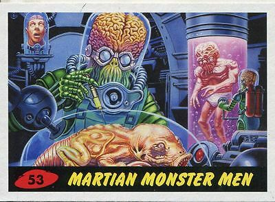 Mars Attacks Invasion Heritage Parallel Base Card #53