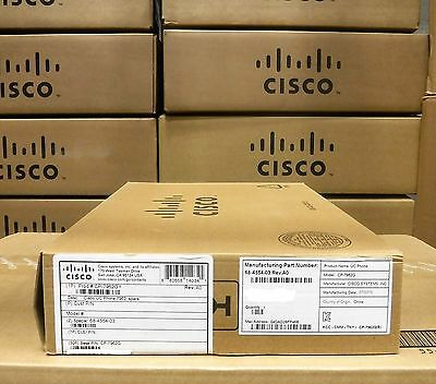 New Sealed CISCO CP-7962 G Unified Ip Phone - Brand New