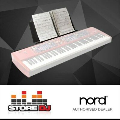 Nord Music Stand EX for C2, Electro HP, Piano & Stage