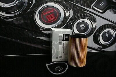 Genuine Mercedes-Benz OM651 Oil Filter W204 C-Class W212 E-Class A6511800109 NEW